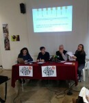 Portavoces de Ciutat Vella en rueda de prensa2