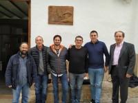 Reunión Asoc.Comerciantes Buñol - Ayto - Union Gremial