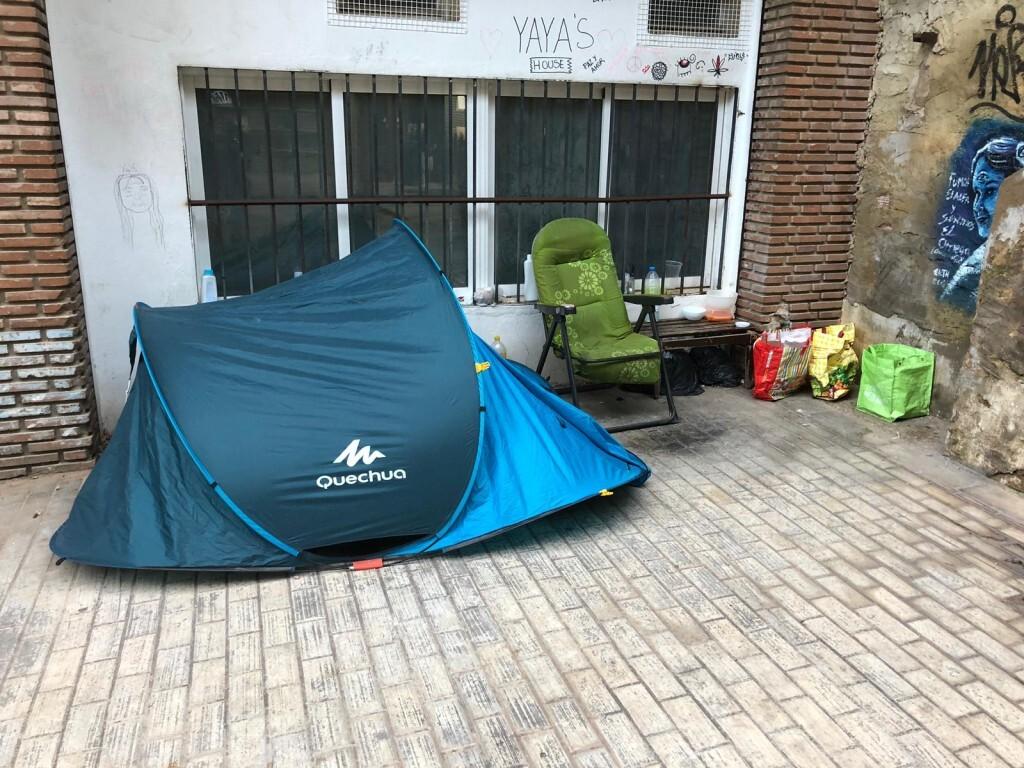 acampada CAST 2