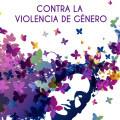 cartel violencia género Buñol 2018
