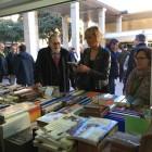 La 37a Fira del Llibre Antic i d'Ocasió de Castelló tanca les portes hui diumenge