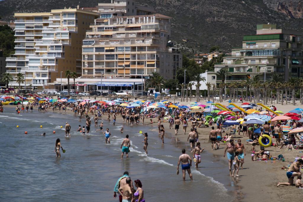 turismo playa OROPESA DEL MAR