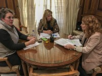 04-12-2018 Marco analitza amb al Consell les vies de finançament del projecte GreenWet Marjaleria