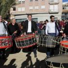Puig destaca que el sueño de ver a las tamborradas convertidas en Patrimonio Inmaterial ya es una realidad en l'Alcora