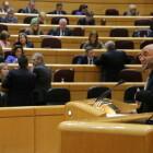 El Senat dóna via lliure a les propostes de Compromís per reconèixer el caràcter consuetudinari de dos tribunals valencians