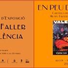 València acoge la exposición «en peu de festa. cartells del museu faller de València»