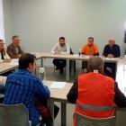 Cebrián: 'Recollim les reivindicacions del sector agrari, portem tota la legislatura treballant conjuntament'