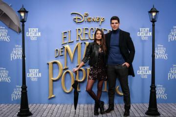 MADRID, SPAIN - DECEMBER 11: Diego Matamoros attends 'El Regreso de Mary Poppins' premiere at Kinelpolis cinema on December 11, 2018 in Madrid, Spain. (Photo by Pablo Cuadra/Getty Images for Walt Disney Studios)