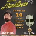 BIOPARC CAFE - Monologo Jose Bailon