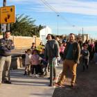 Castelló obri un camí escolar que millora l'accés i la seguretat viària del col·legi Illes Columbretes