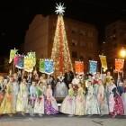 Agrupación Fallas del Marítimo entrega premios concurso de belenes 2018