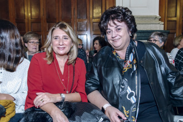 Mª Dolores Pérez Lis y Cristina Pérez Broseta