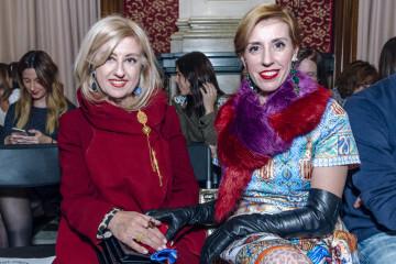 Mª Rosa Fenollar y Judith MAs
