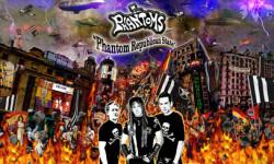 Nuevo disco Phantom Republican State del grupo de Rock Valenciano The Phantoms