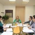 Reunió de la comissió de les beques Talent