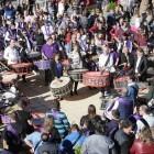 L'Alcora celebra su primera Rompida de la Hora tras ser nombrada Patrimonio Cultural Inmaterial de la Humanidad