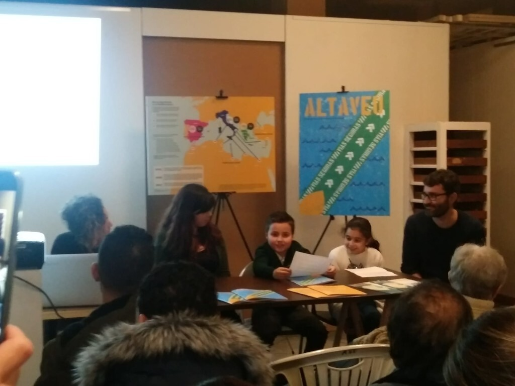 mesa redonda sociedad civil