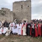 Massiva participació en les I Jornades Templeres de Santa Magdalena