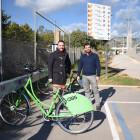 Nou carril bici i bancada de Bicicas per a connectar les instal·lacions esportives del Chencho i Sindical