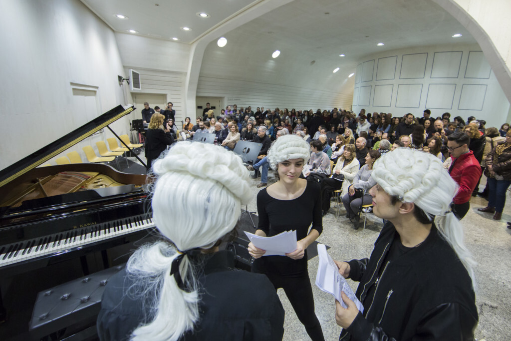 'Mozart Nacht und Tag' València 28/1/2018 © arts fotografia / Miguel Lorenzo