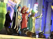 84 EN DIRECTE La CavalcadaVLC ha començat Mira en directe com arriben els Reis Mags a València