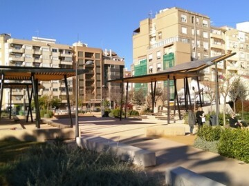 Ayuntamiento Pergolas Fotovoltaicas