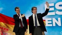 Casado Aznar Convencion PP