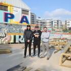 El Patronat d'Esports amplia l'skatepark de Grapa