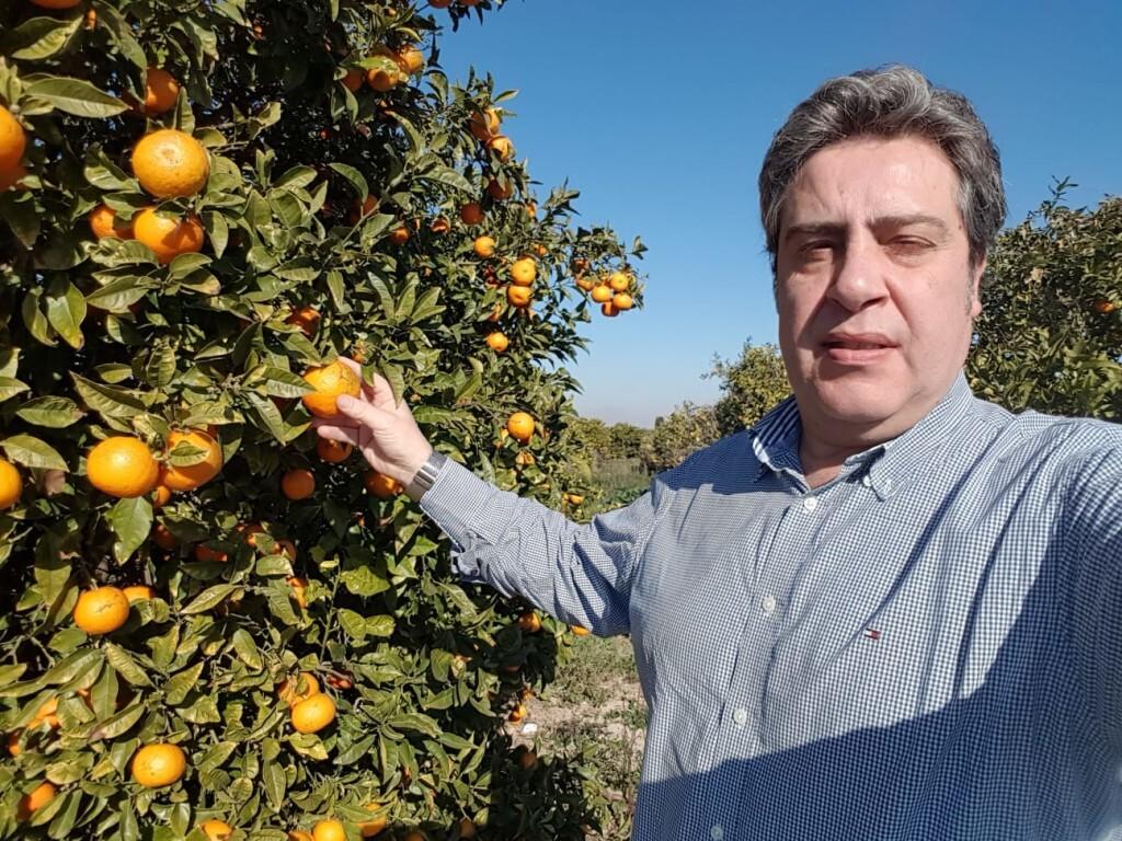 José María Llanos, Presidente de VOX