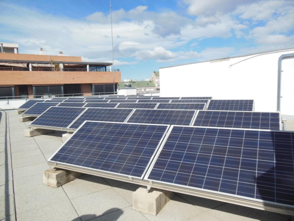 Plaques fotovoltaiques CMSS Patraix