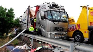 Trafico Accidentes efe