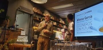 Vuelve a Rambleta 'Cocineros con futuro' con el cocinero de La Aldeana, Alfonso García (5)