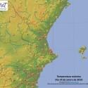 Elche registra 23,5 grados en un lunes de enero con temperaturas por encima de los 20 grados en Valencia y Alicante