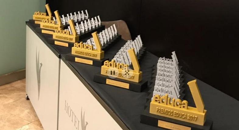 Premios oficiales del certamen