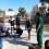 El vecindario de Nazaret siembra y «hace suyos» unos 125 alcorques