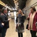 El Ayuntamiento realizará nuevas actuaciones de mejora en el Mercado de Abastos de Castellón