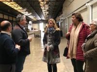 19-02-2019 L'Ajuntament realitzarà noves actuacions de millora en el Mercat d'Abastos de Castelló