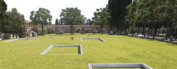 Cementerio de Valencia Fosas Comunes