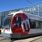 Metrovalencia ofrece servicios especiales de tranvía para asistir al certamen Beauty Valencia