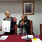 Ana Barceló dedica la medalla de la Real Academia de Medicina a los más de 60.000 profesionales de la sanidad valenciana