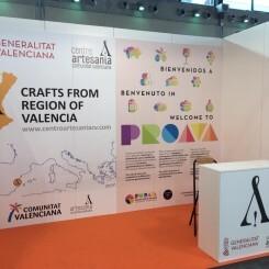La cerveza artesanal valenciana se promociona en 'Beer Attraction' de la mano del Centro de Artesanía de la Comunidad Valenciana