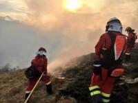 Incendio en Cantabria 2