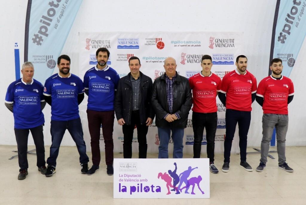 La Supercopa de Raspall enfrontarà als campions autonòmics del 2018, Piles i Xeraco