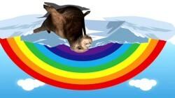 Animales del Polo Norte y del Polo sur para niños Sonidos reales