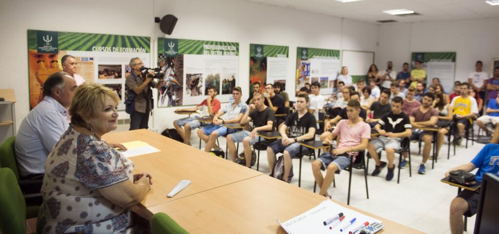 1- Inicio curso Escuela Capataces de Catarroja