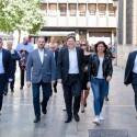 Ximo Puig asegura que las Fallas simbolizan el carácter abierto y hospitalario de la Comunitat Valenciana