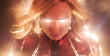 Marvel Studios' CAPTAIN MARVEL..Captain Marvel (Brie Larson)  ..Photo: Film Frame..©Marvel Studios 2019