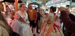 La Junta Local Fallera de Xátiva visita Valencia en la recepción fallera (141)