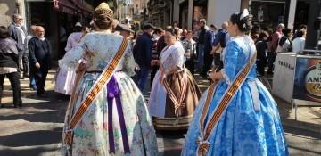 La Junta Local Fallera de Xátiva visita Valencia en la recepción fallera (166)