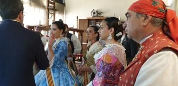 La Junta Local Fallera de Xátiva visita Valencia en la recepción fallera (76)